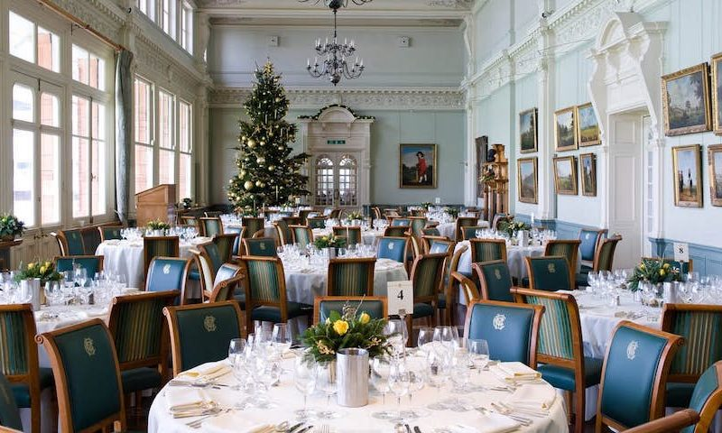 Exclusive Dinner in the Long Room, Lords – 7.00pm, Thursday 8th October 2020