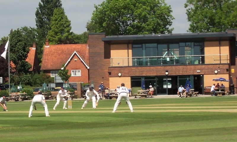 Dinner at York Cricket Club – 7pm, Friday 7th August 2020