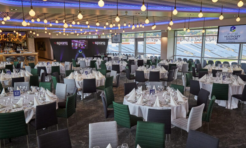 Testimonial Dinner at The Emerald Stadium – Tuesday 10th August 2021